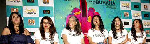 File:Ekta Kapoor, Alankrita Shrivastava, Ratna Pathak, Konkona Sen Sharma, Aahana Kumrah & Plabita Borthakur at media meet of the film Lipstick Under My Burkha (05) (cropped).jpg