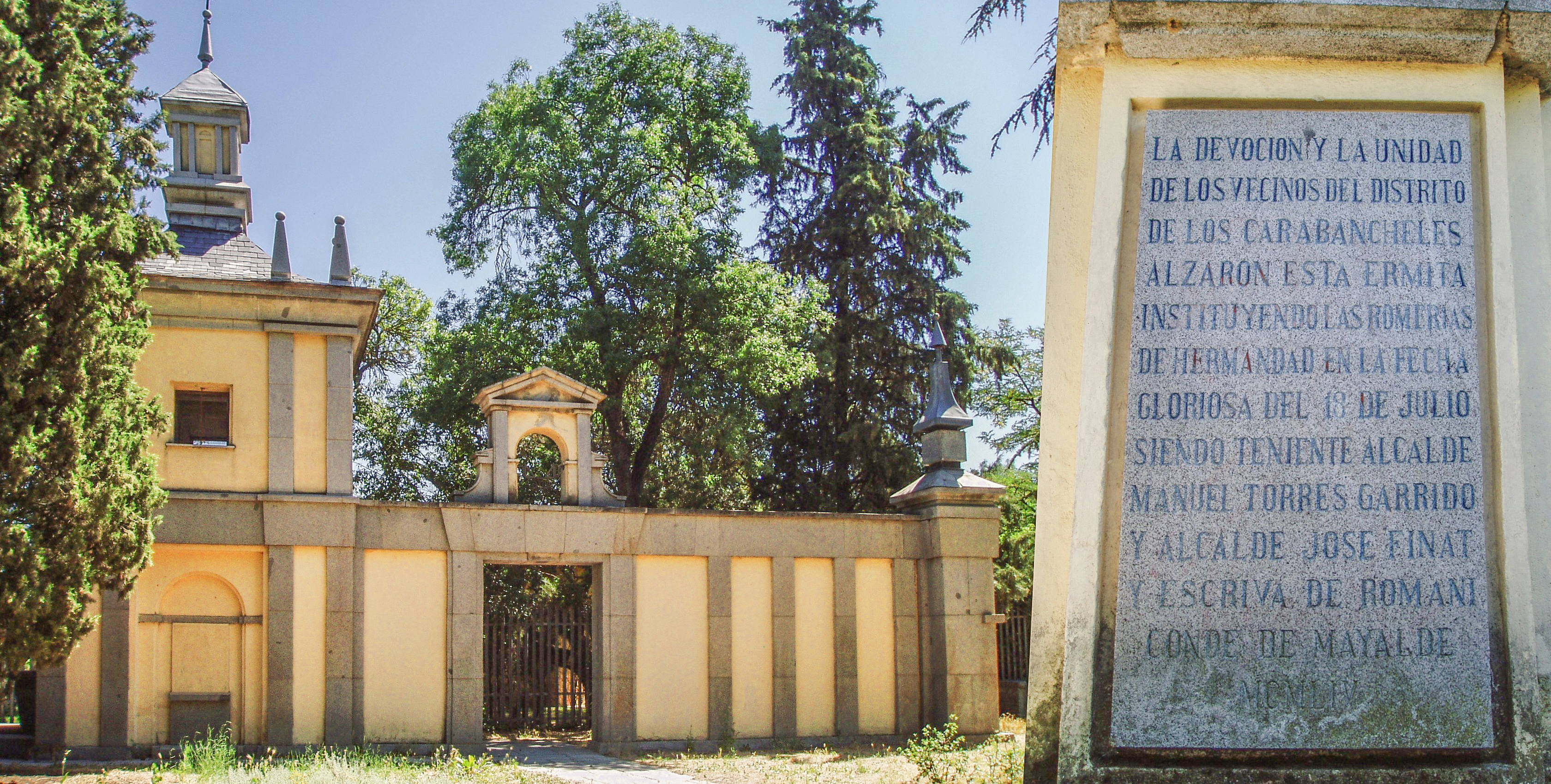 File ermita de san pedro casa de campo madrid espa a - Casas del campo ...