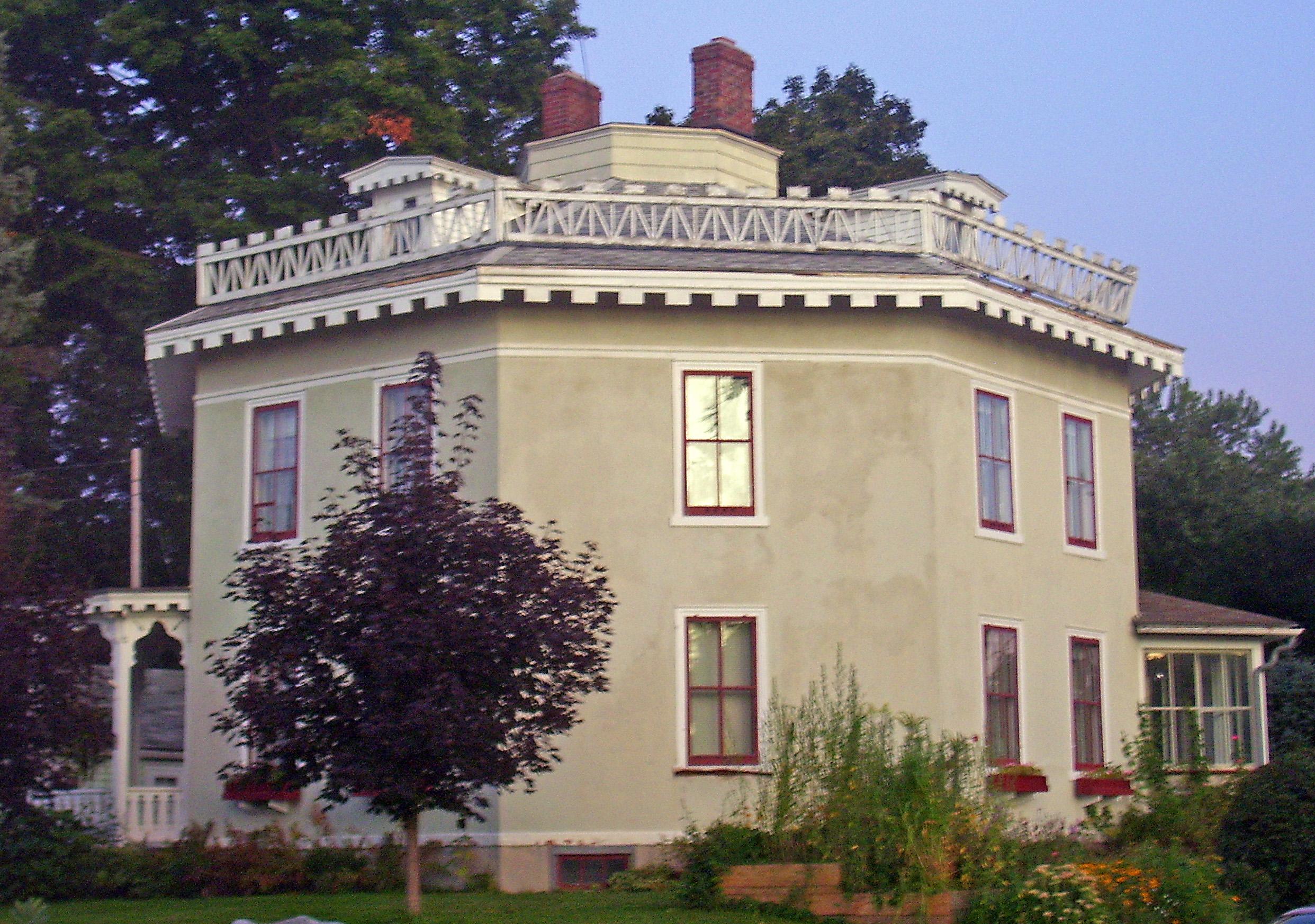 file estabrook octagon house  hoosick falls  ny jpg