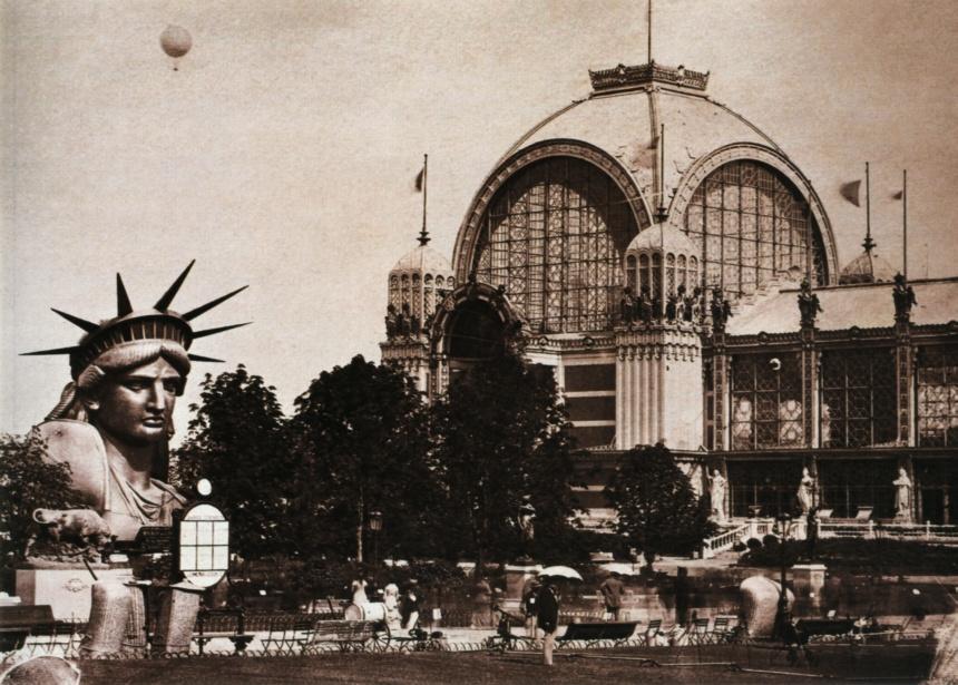 Hellín en la Exposición Universal de París de 1878