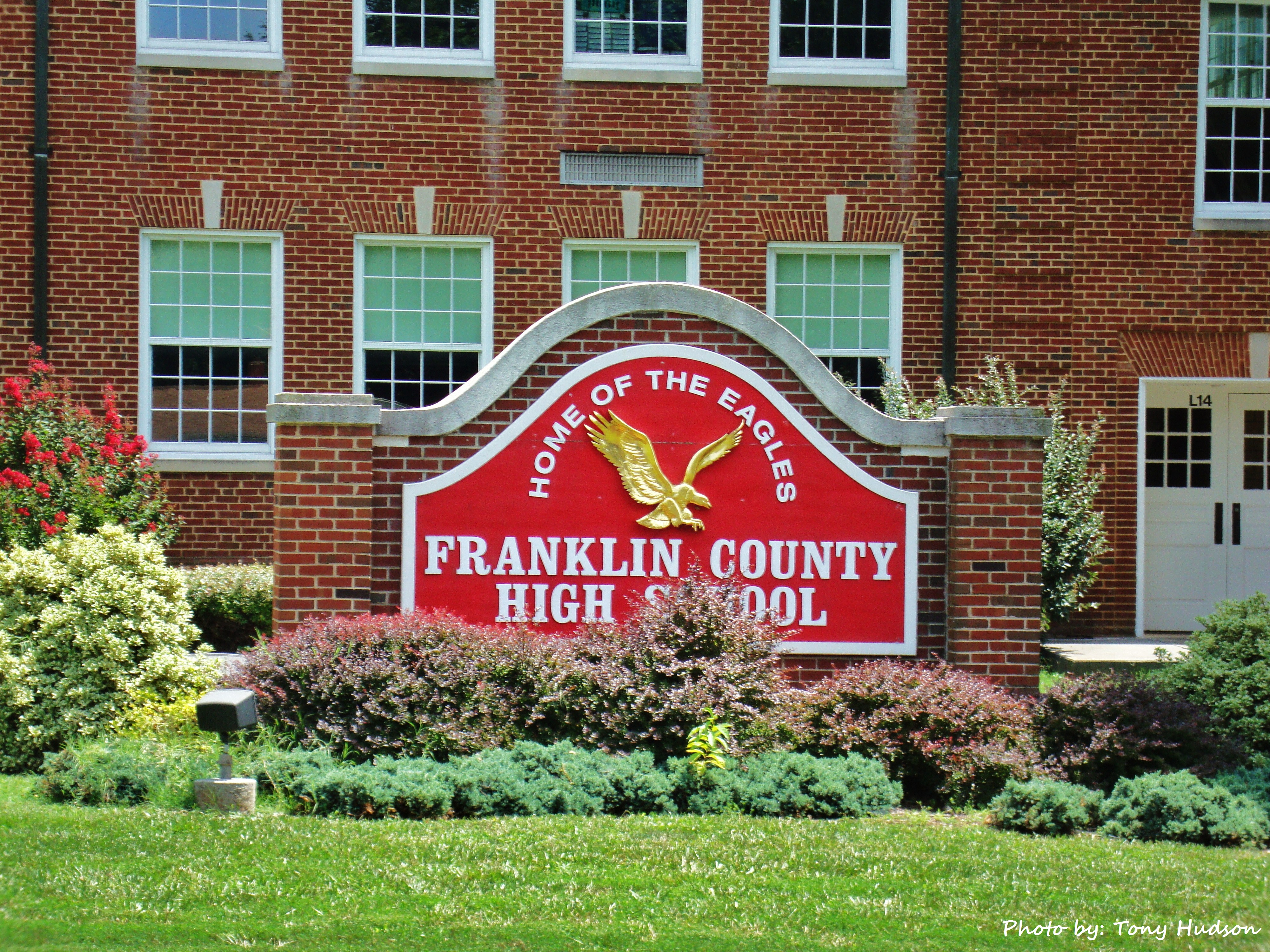 Franklin County High School Rocky Mount Virginia Wikipedia
