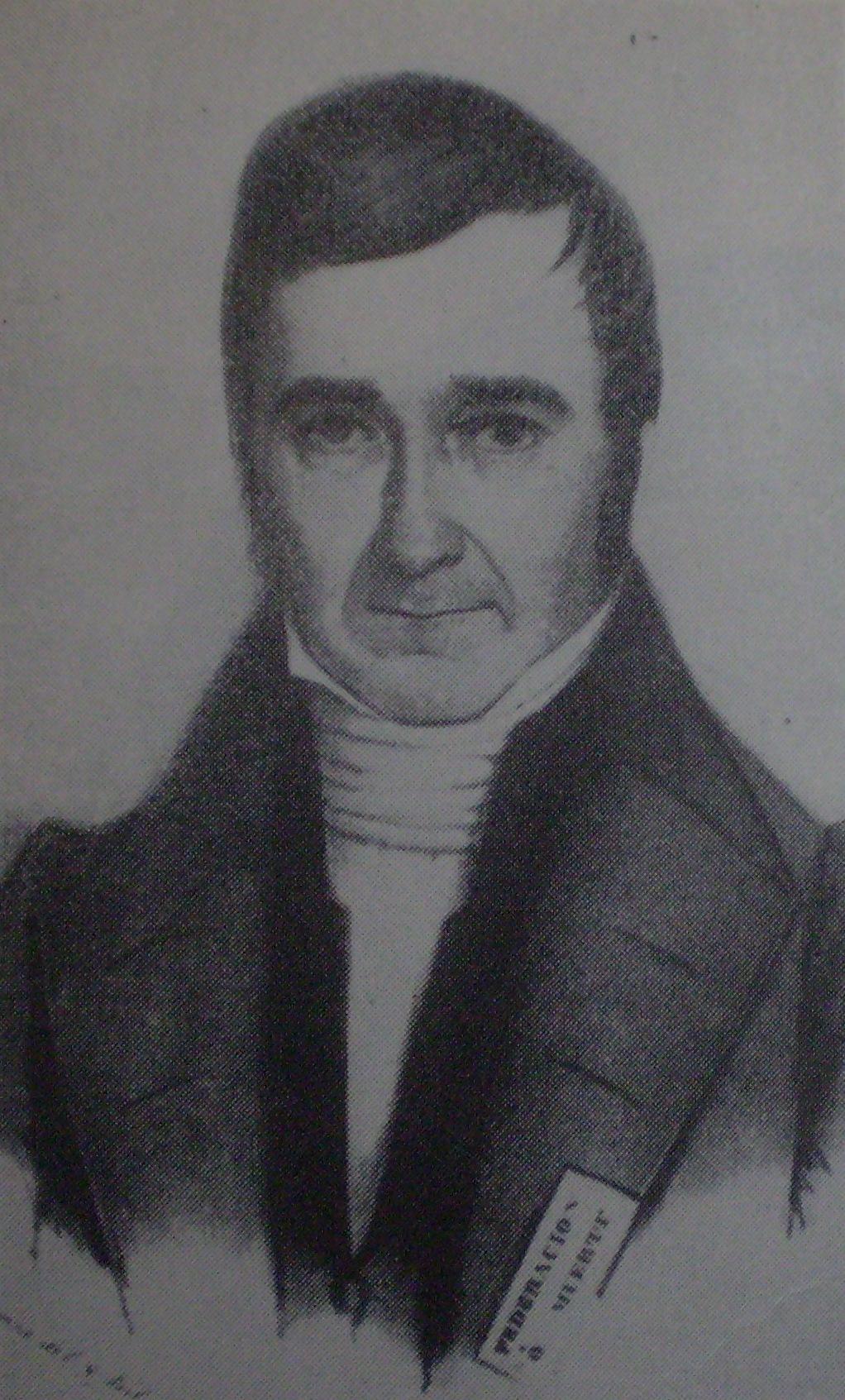 Depiction of Felipe Arana