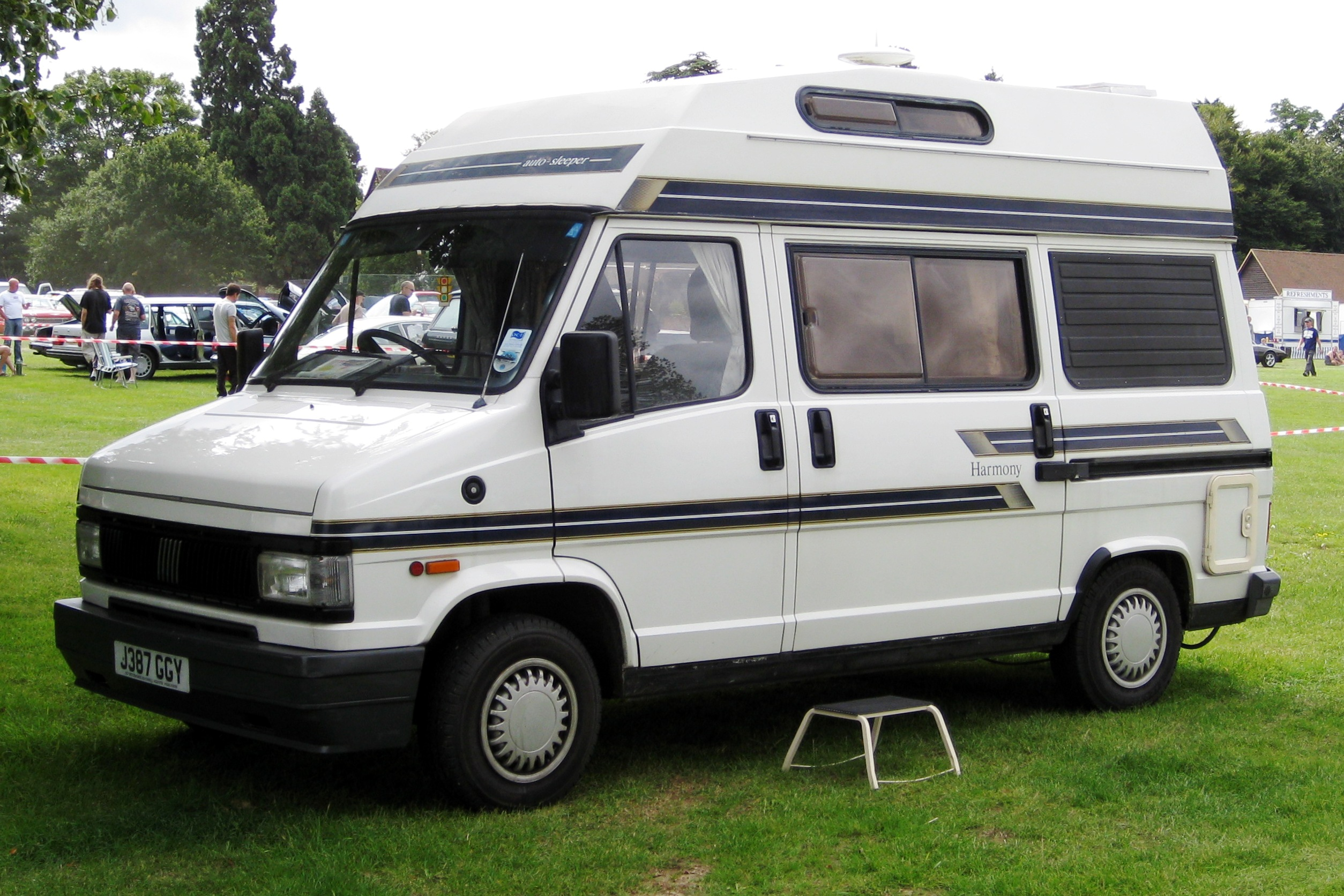 Camping Car Rimor