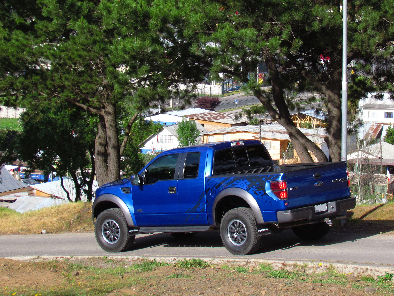 Ford Raptor Build Sheet