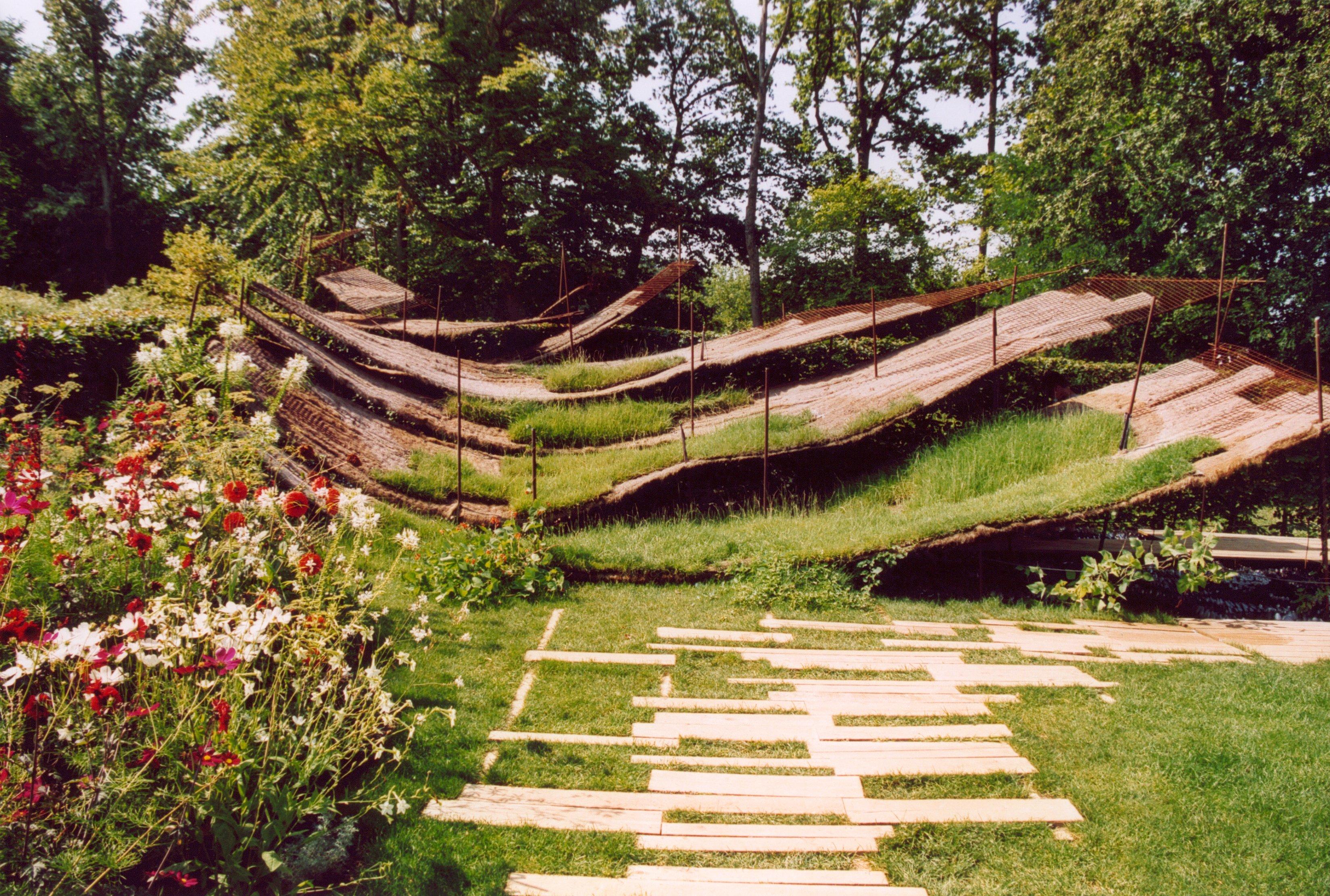File france loir et cher festival jardins chaumont sur loire 2003 kuijers wikimedia commons - Jardins chaumont sur loire ...