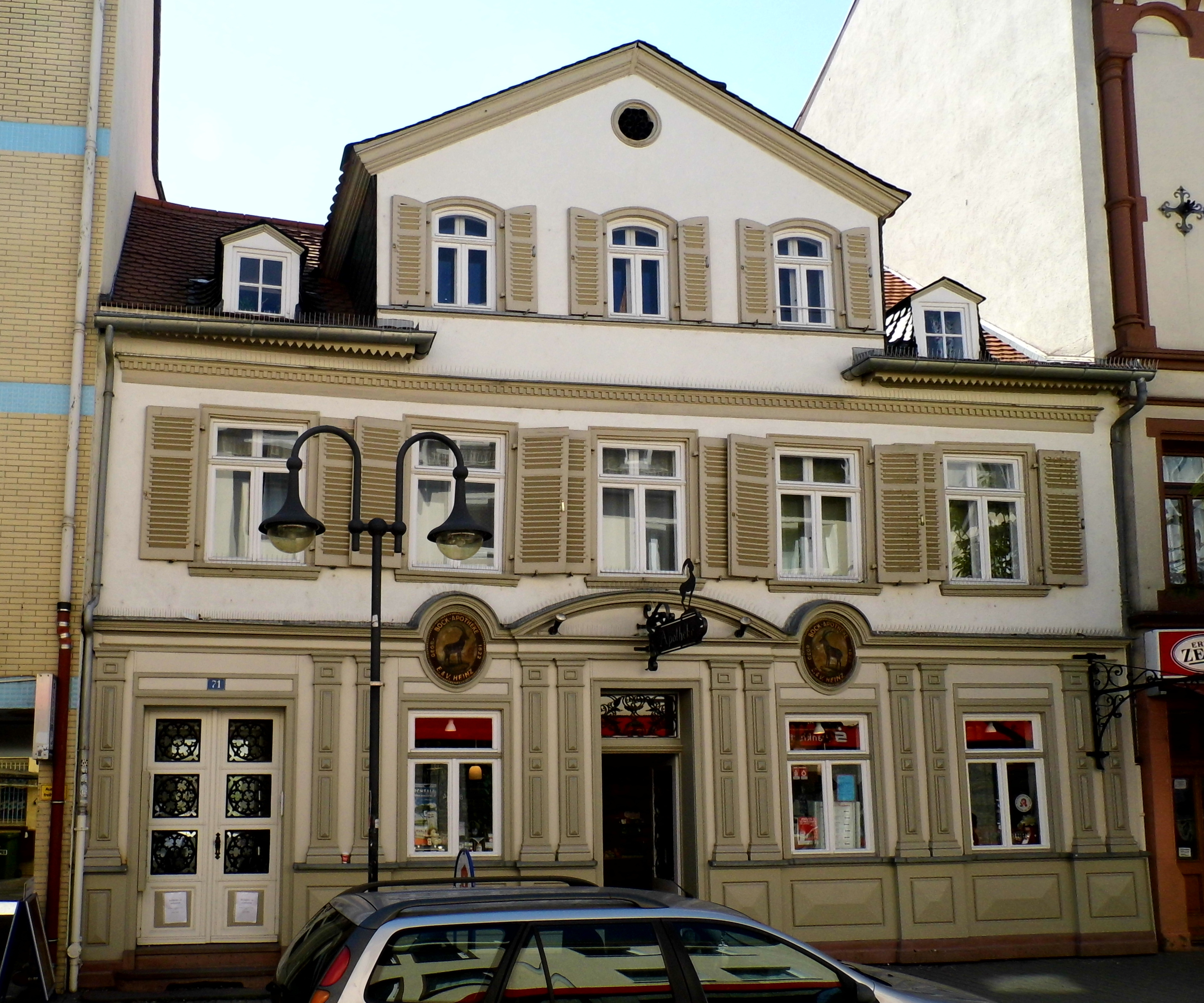 leipziger strasse frankfurt