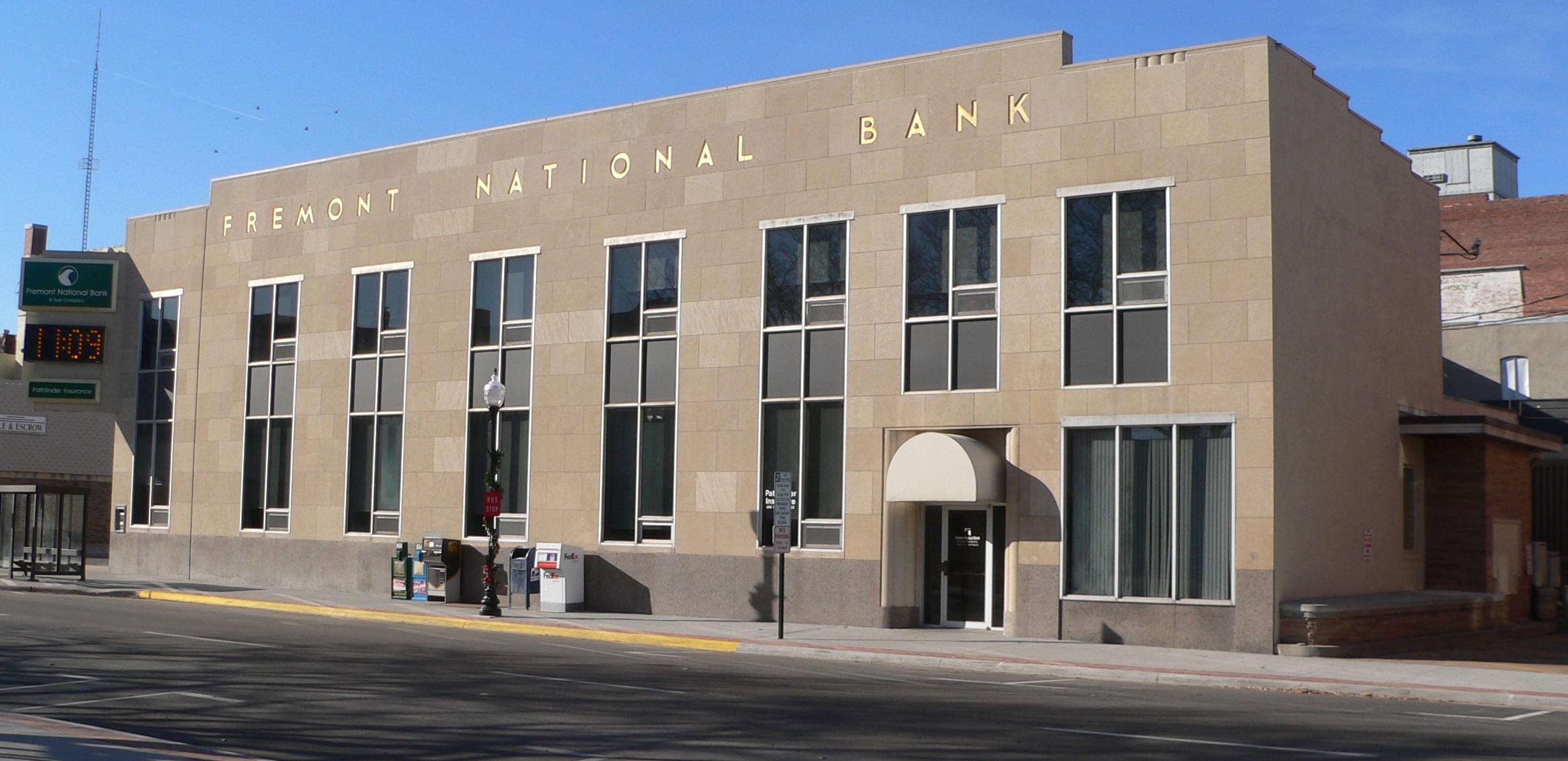 Banks In Nebraska / First Nebraska Bank Reschedules Groundbreaking Ceremony ... : Nebraska, ne smaller cities, ne small cities.