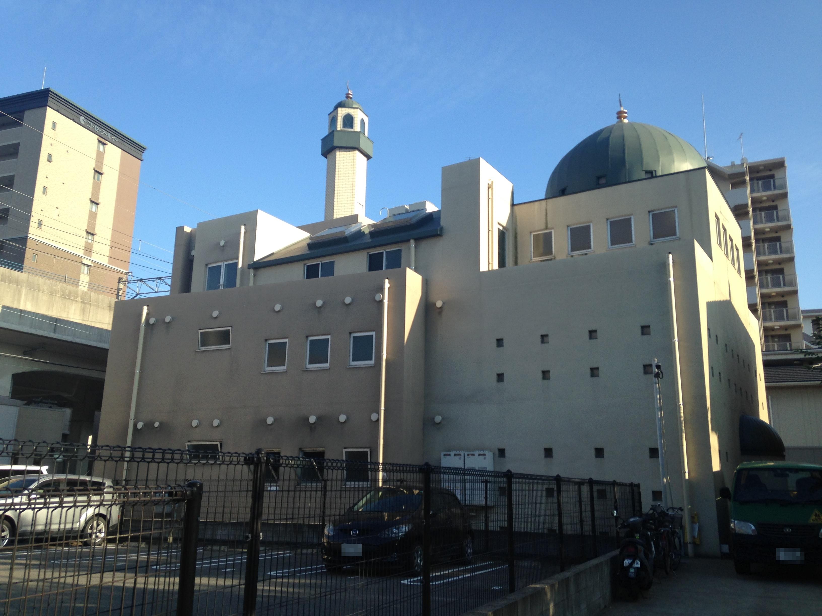 Fukuoka mosque 20150809 2