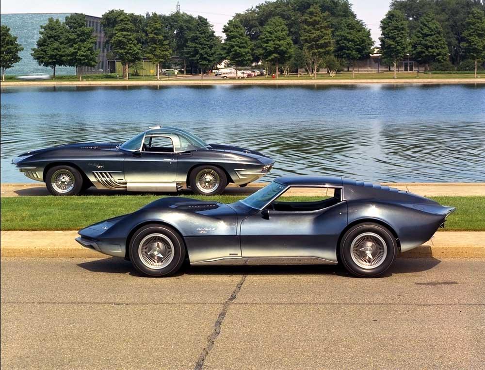Mako Shark (concept car) - Wikipedia