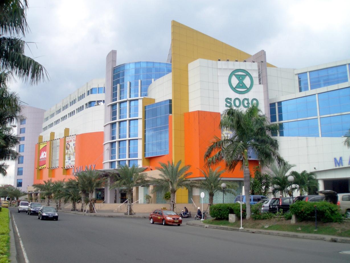 Mall Galaxy Surabaya