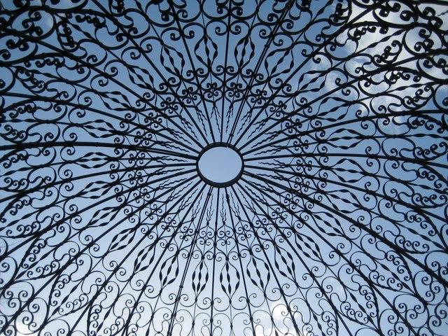 Gazing upwards - Forde Abbey - geograph.org.uk - 1204139