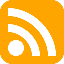English: A simplified version of the RSS feed ...