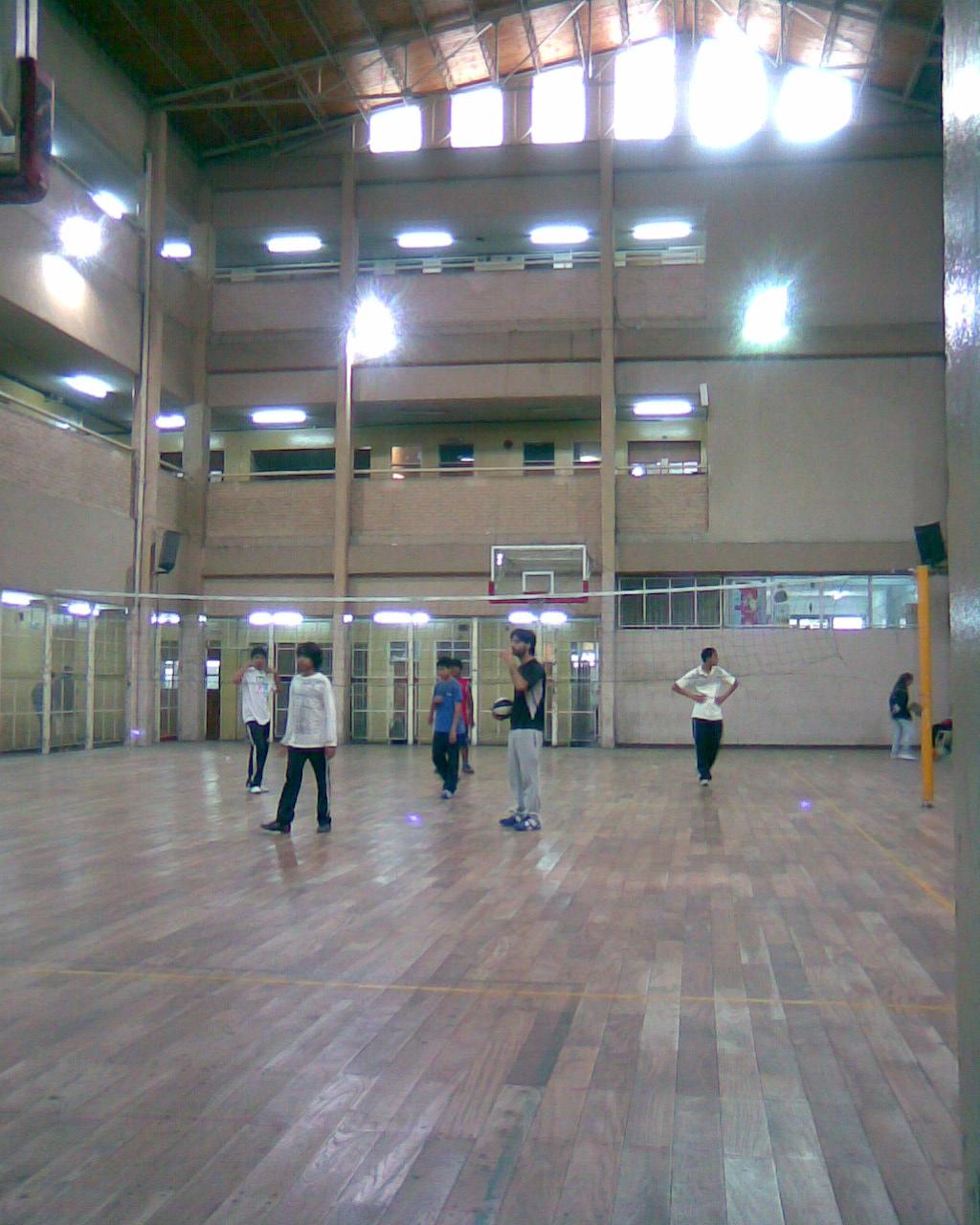 File gimnasio de la for Gimnasio one