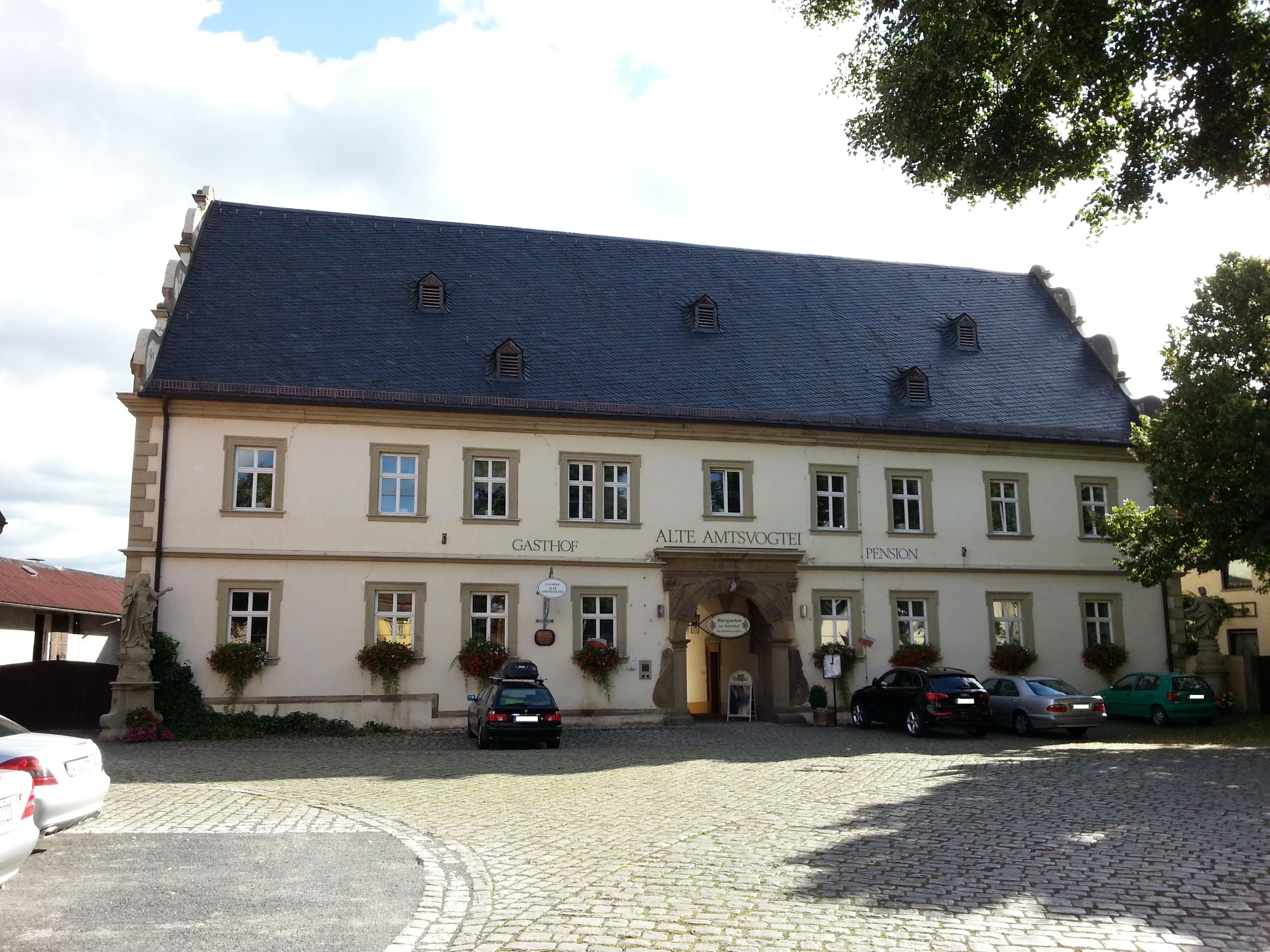 Datei Grafenrheinfeld Alte Amtsvogtei Jpg Wikipedia