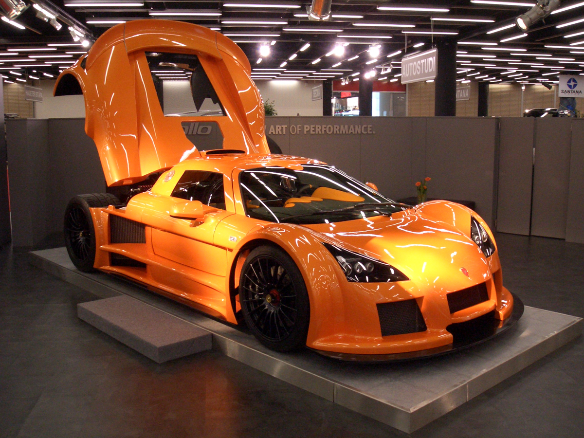 Gumpert Apollo Wikipedija