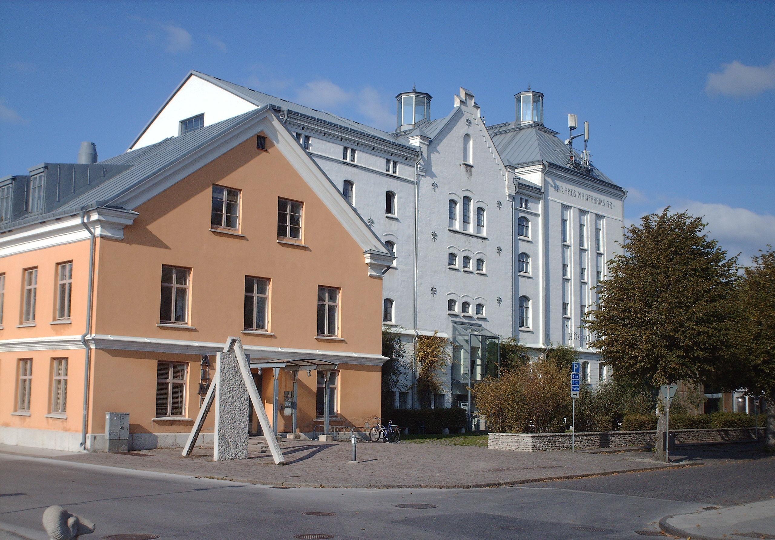 Högskolan På Gotland Wikipedia
