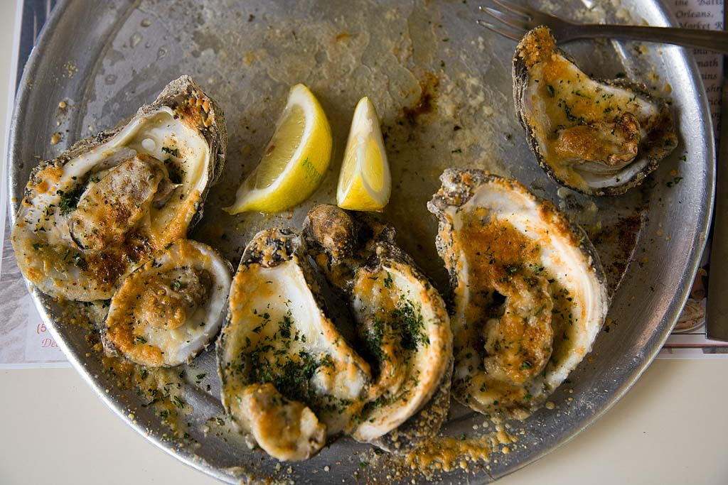 Dragos Grilled Oysters Food Network