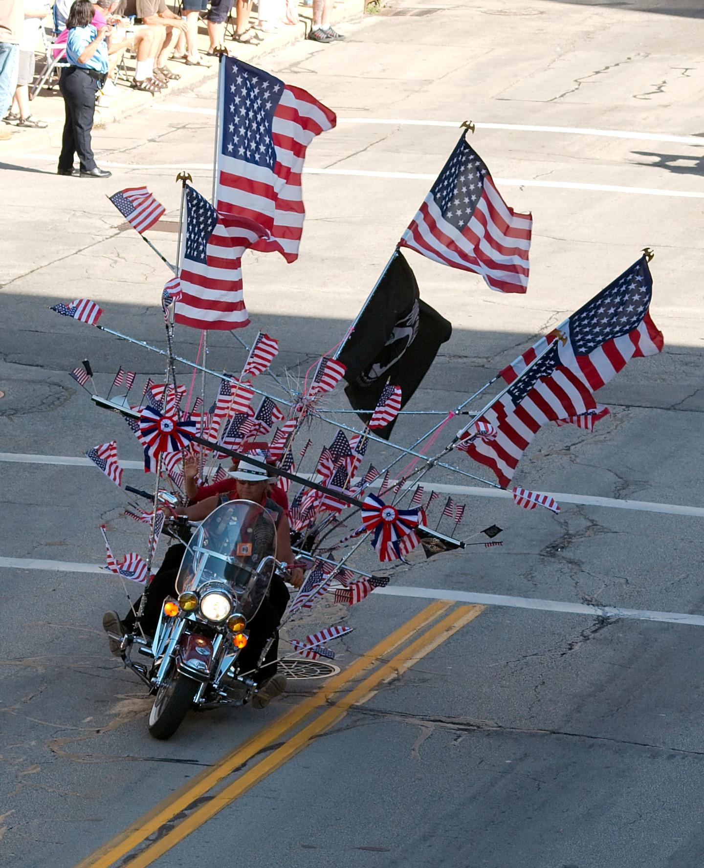 Milwaukee Harley Davidson Bike Night