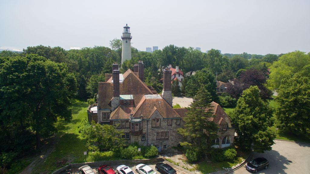 Harley Clarke Mansion - Wikipedia