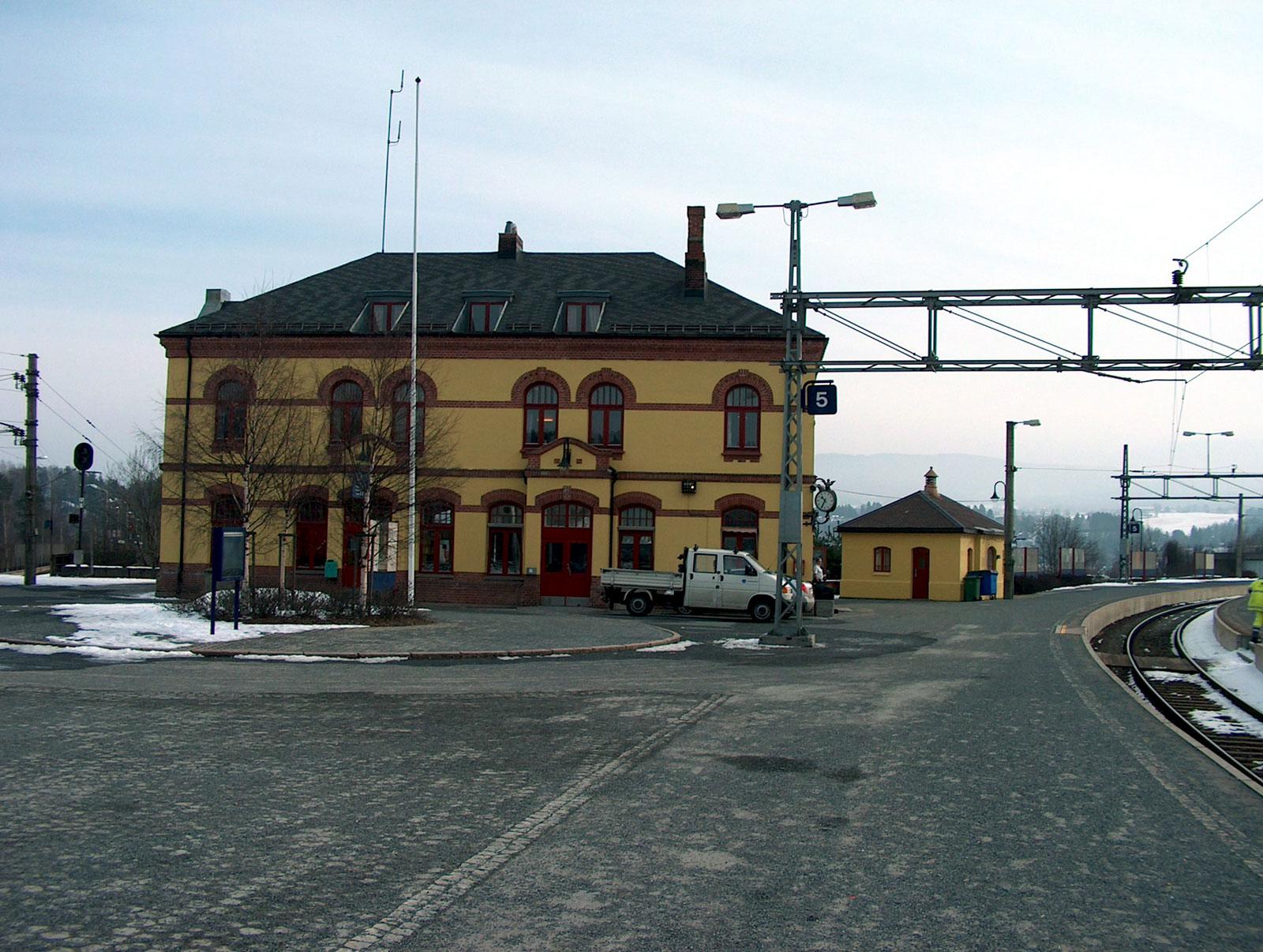 Ringerike Line