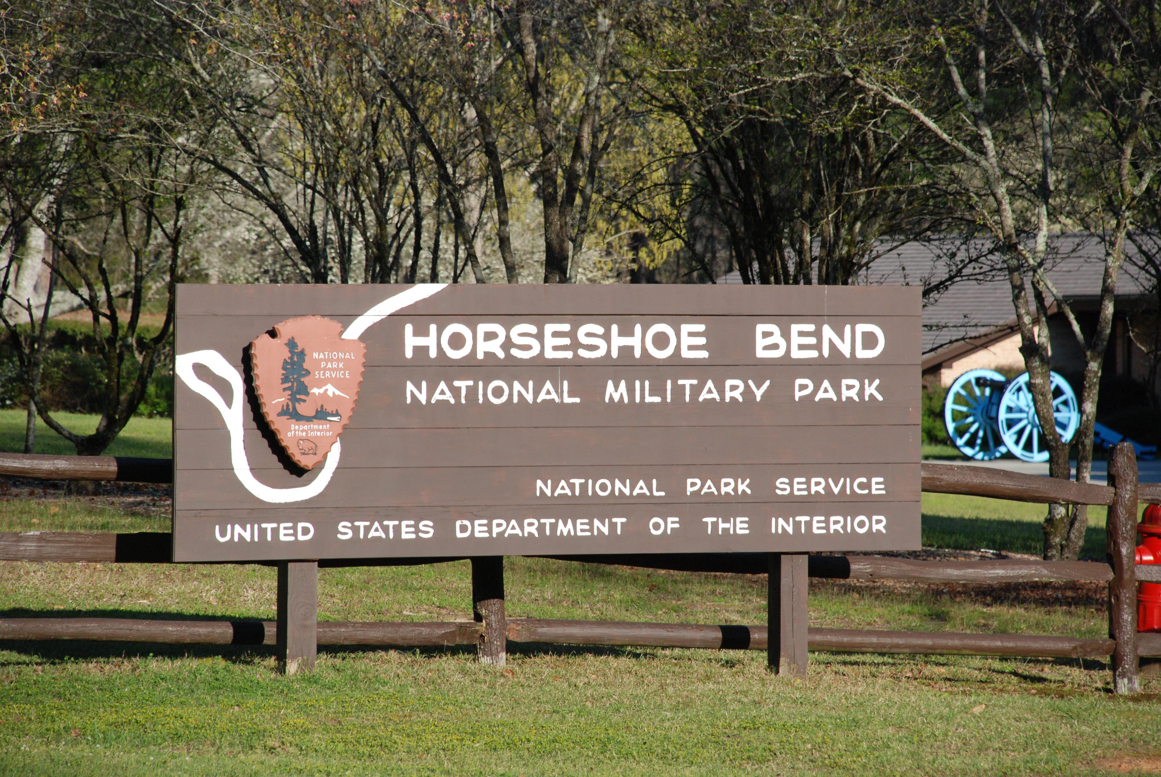Alabama tallapoosa county - File Horseshoe Bend National Military Park Tallapoosa County Alabama Jpg