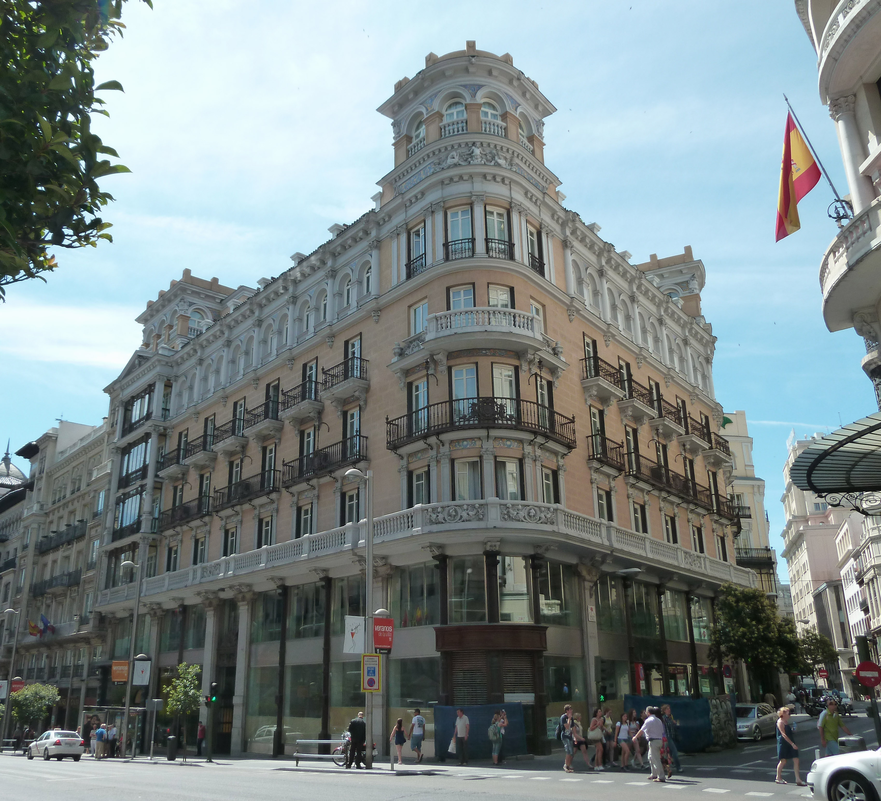 Hotel A Madrid  Stelle In Centro
