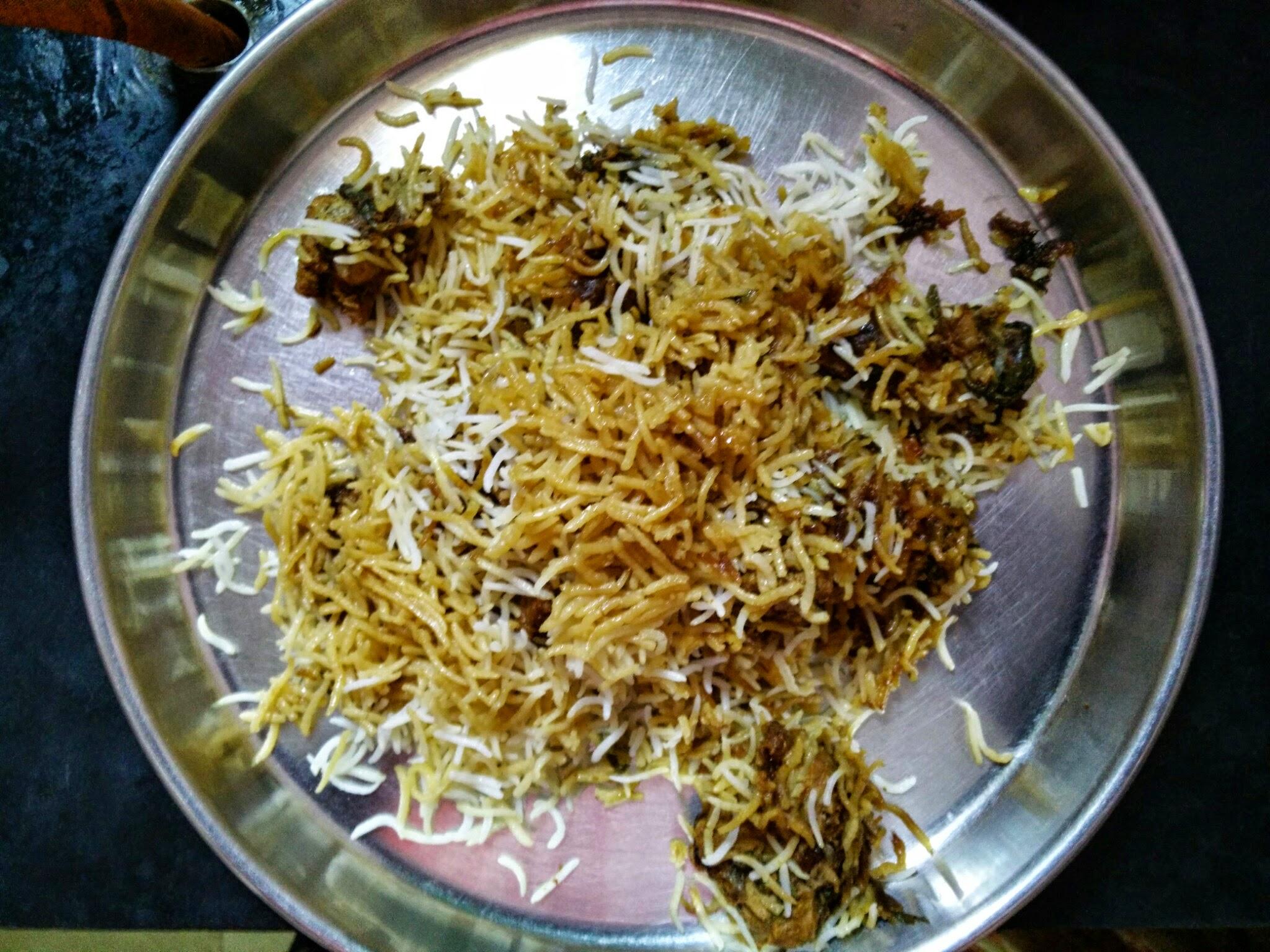 File Hyderabadi Mutton Biryani Jpg Wikimedia Commons