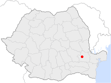 Location of Ianca