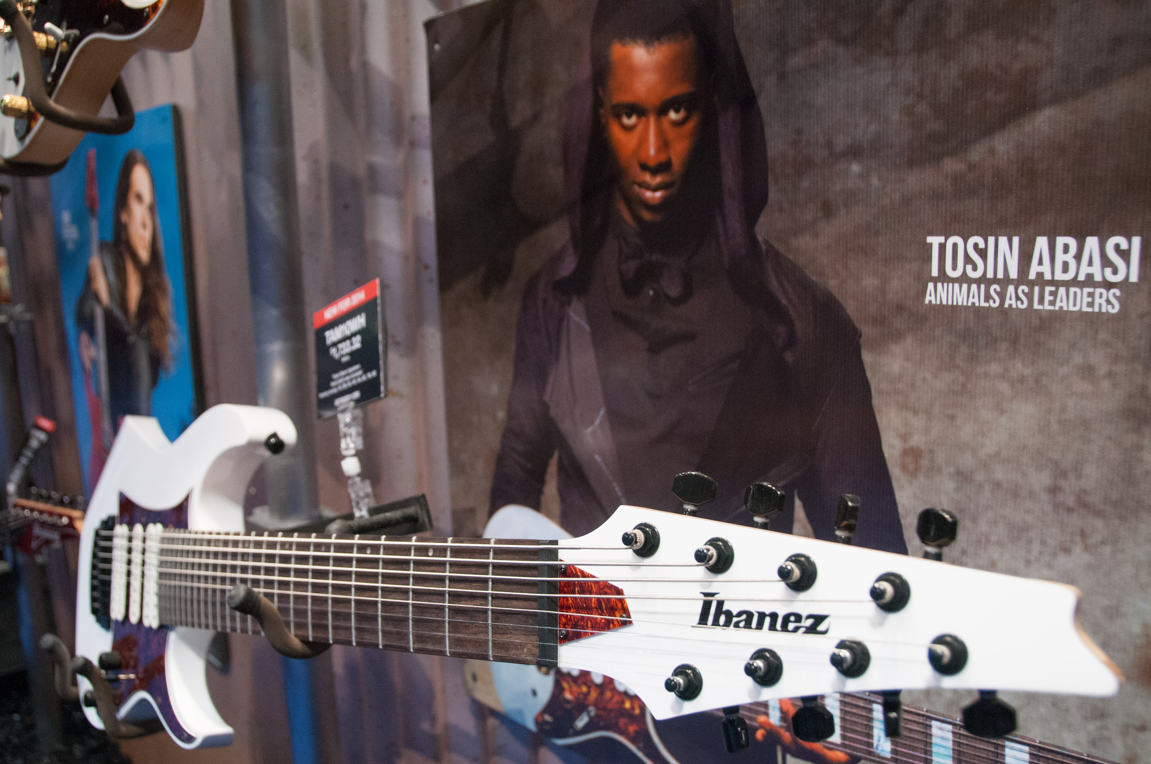 file ibanez tam10wh tosin abasi model 8 string from top 2014