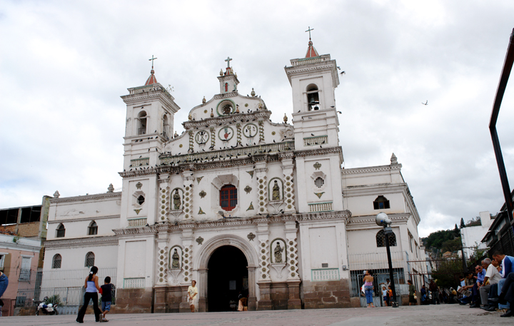 Iglesia de Santa María de los Dolores (Tegucigalpa) - Wikipedia ...