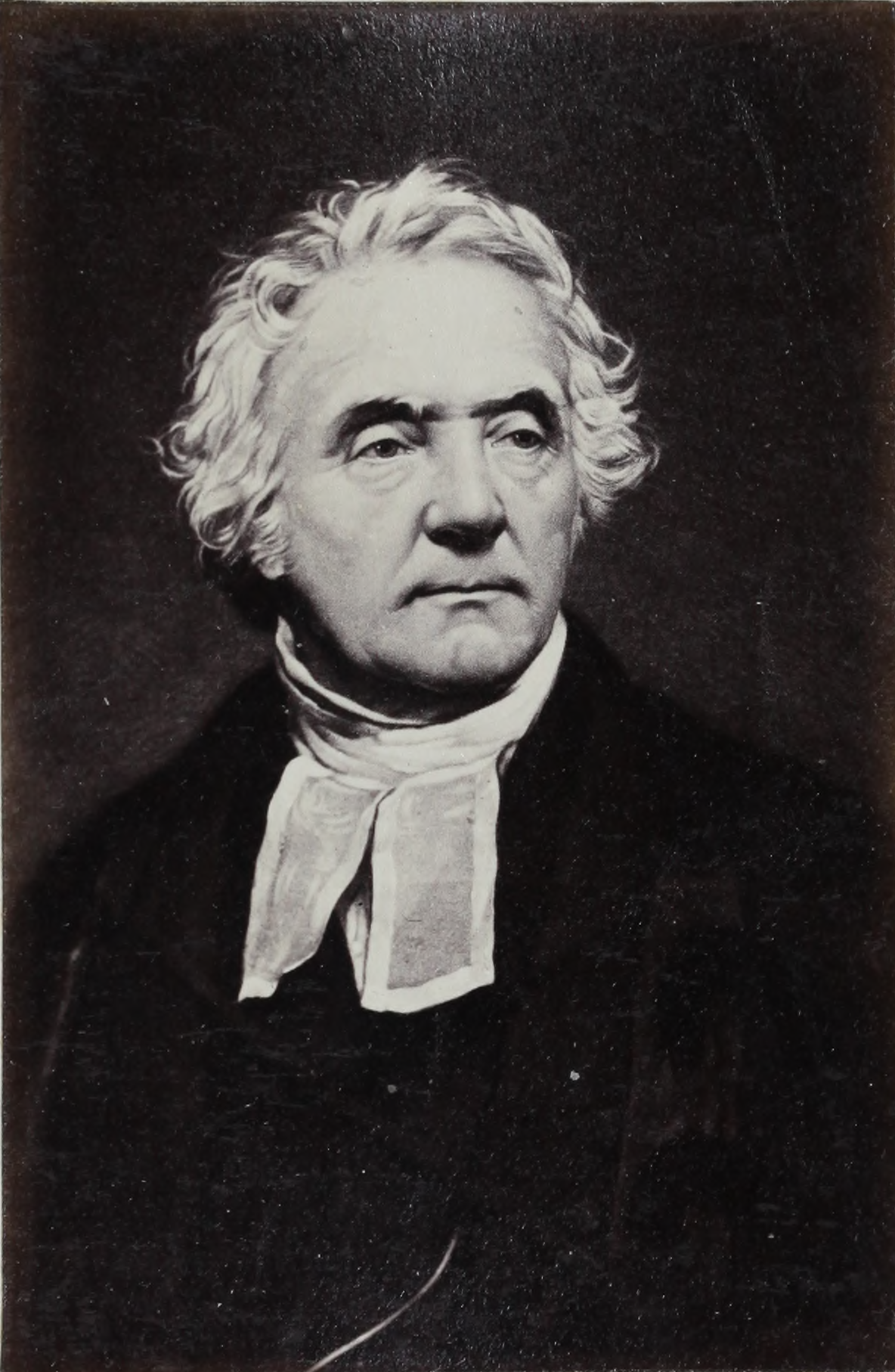Thomas Chalmers by [[John Faed]], 1847<ref>{{cite book|last1=Annan|first1=Thomas|title=Illustrated catalogue of the exhibition of portraits on loan in the new galleries of art, Corporation buildings, Sauchiehall Street|date=1868|publisher=Glasgow Art Gallery and Museum|location=Glasgow|pages=24–25|url=https://archive.org/stream/illustratedcatal00anna#page/24/mode/2up/search/chalmers|accessdate=4 December 2017}}</ref>