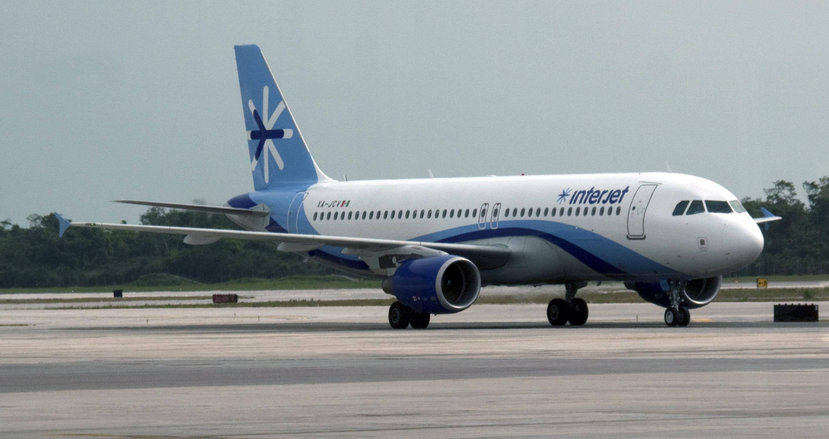 file interjet airbus a320