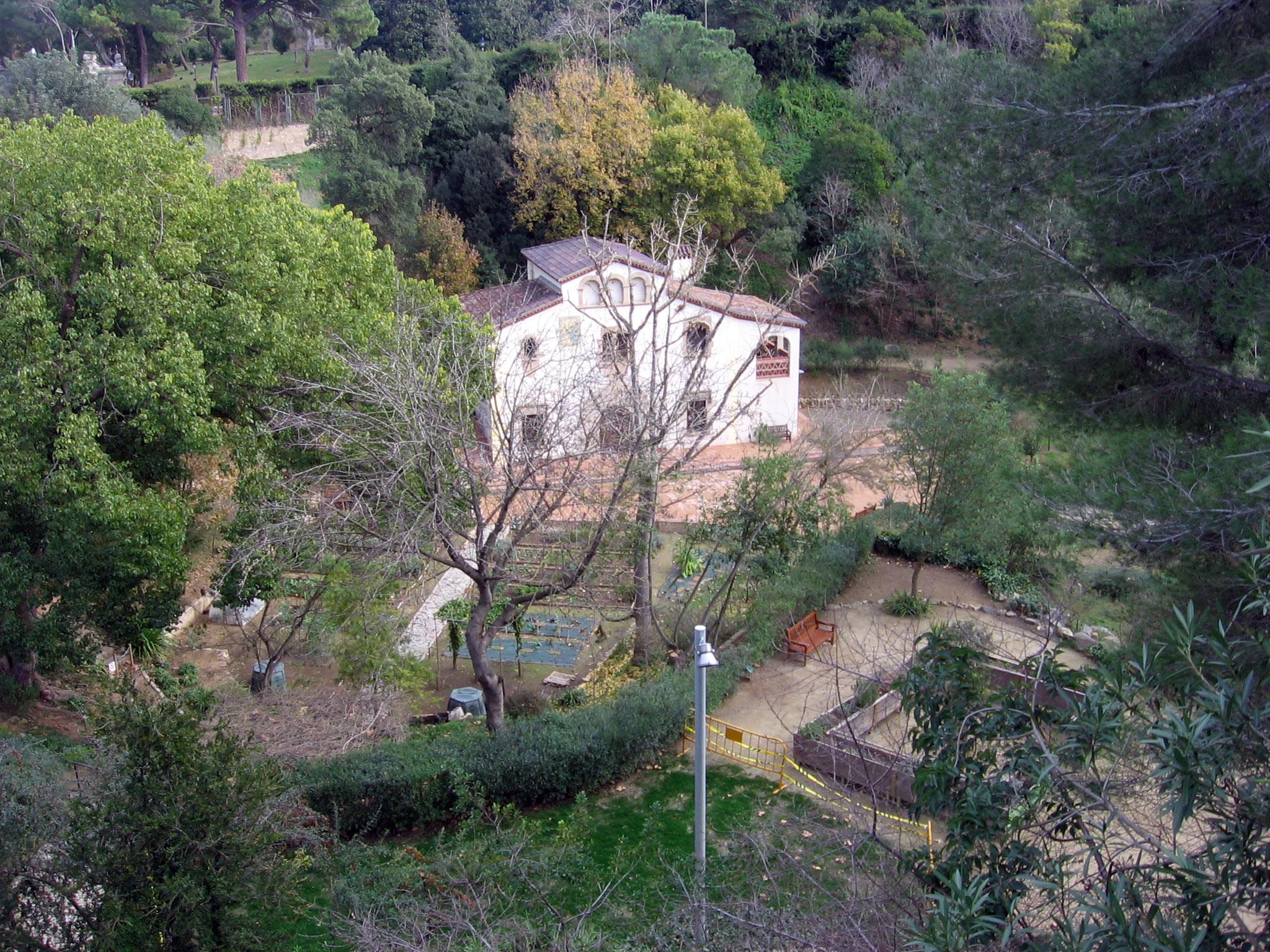 Jard n bot nico hist rico de barcelona wikiwand for Barcelona jardin