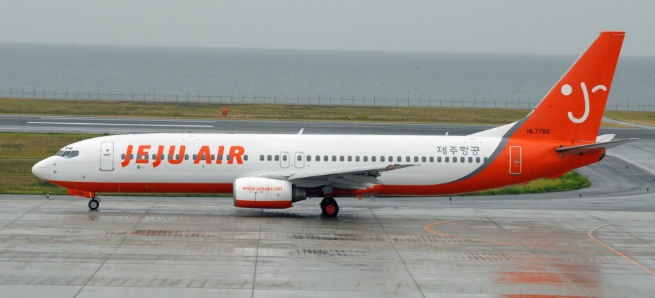 The airline Jeju Air (Jeju Air). Official sayt.2