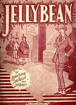 1920 sheet music cover.