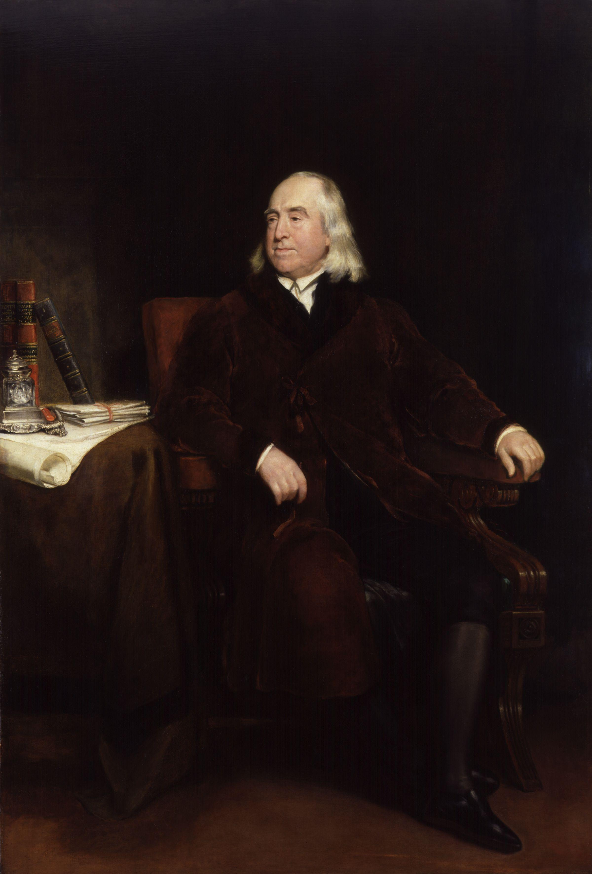 bentham 33 quotes from jeremy bentham: 'the question is not, can they reason nor, can they talk but can they suffer', 'create all the happiness you are able to create remove all the misery you are able to remove.