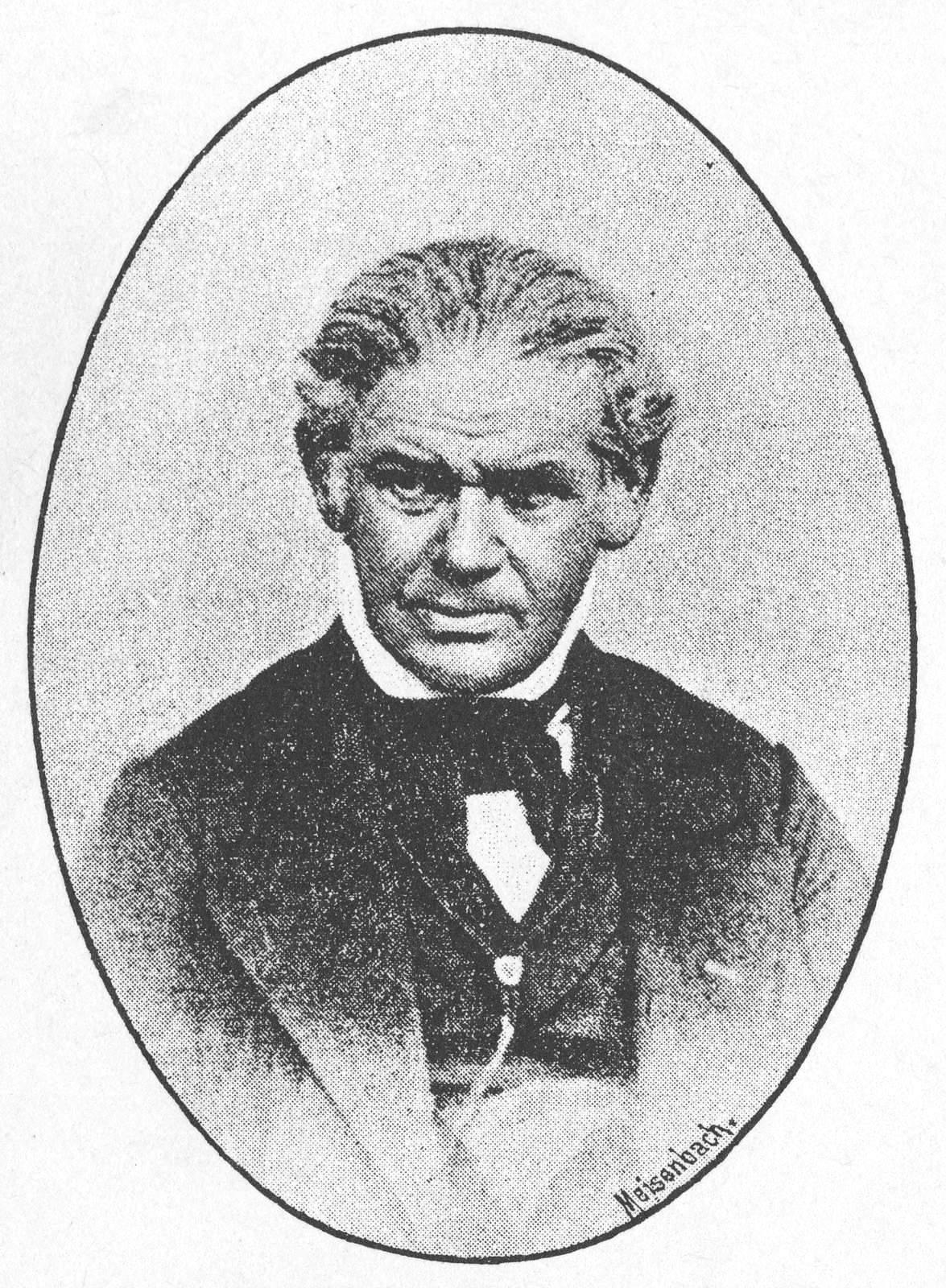 Johann Mannhardt.