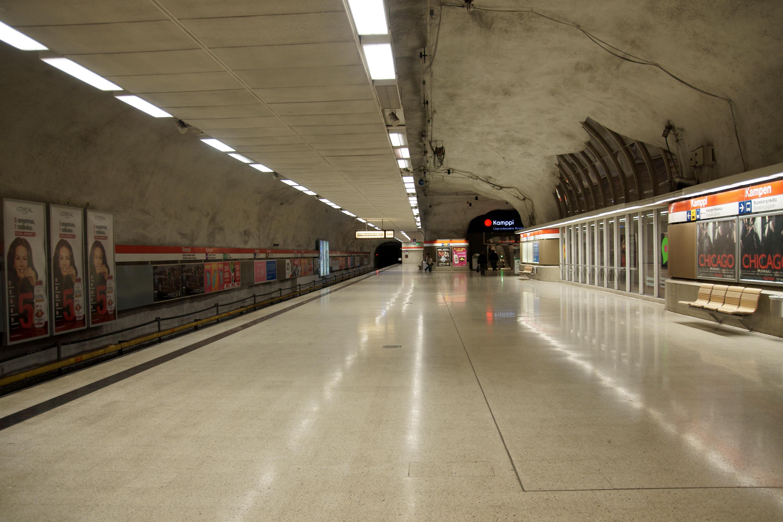 Kamppi Metroasema
