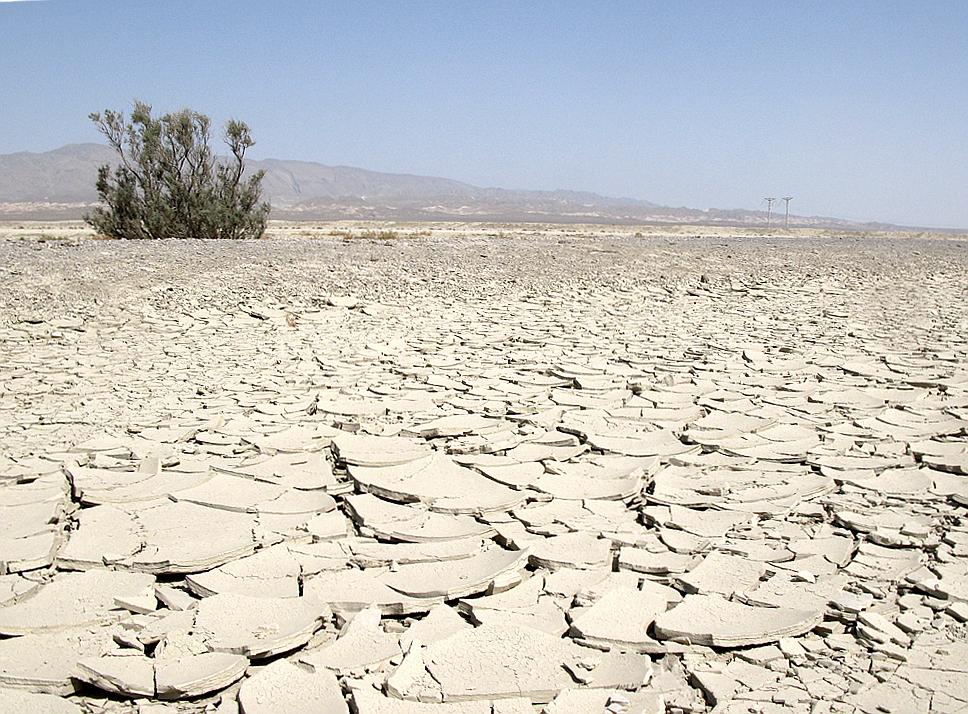 Susza na Karakum