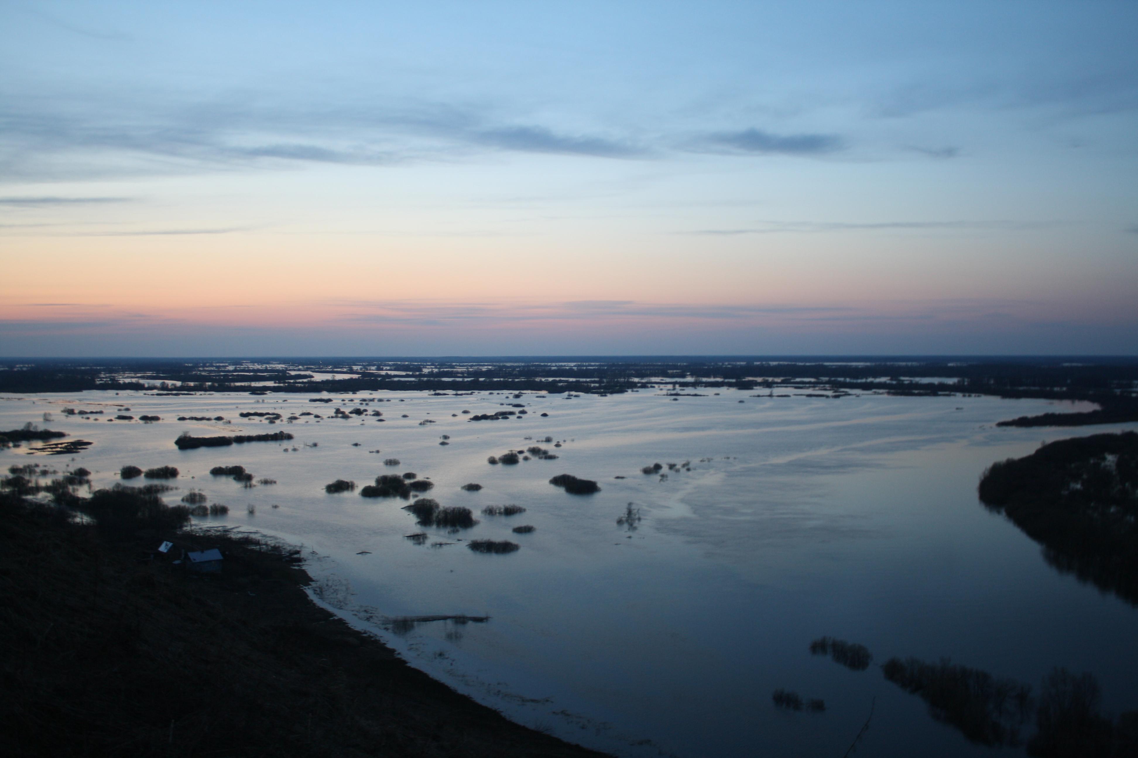 Bladamir river