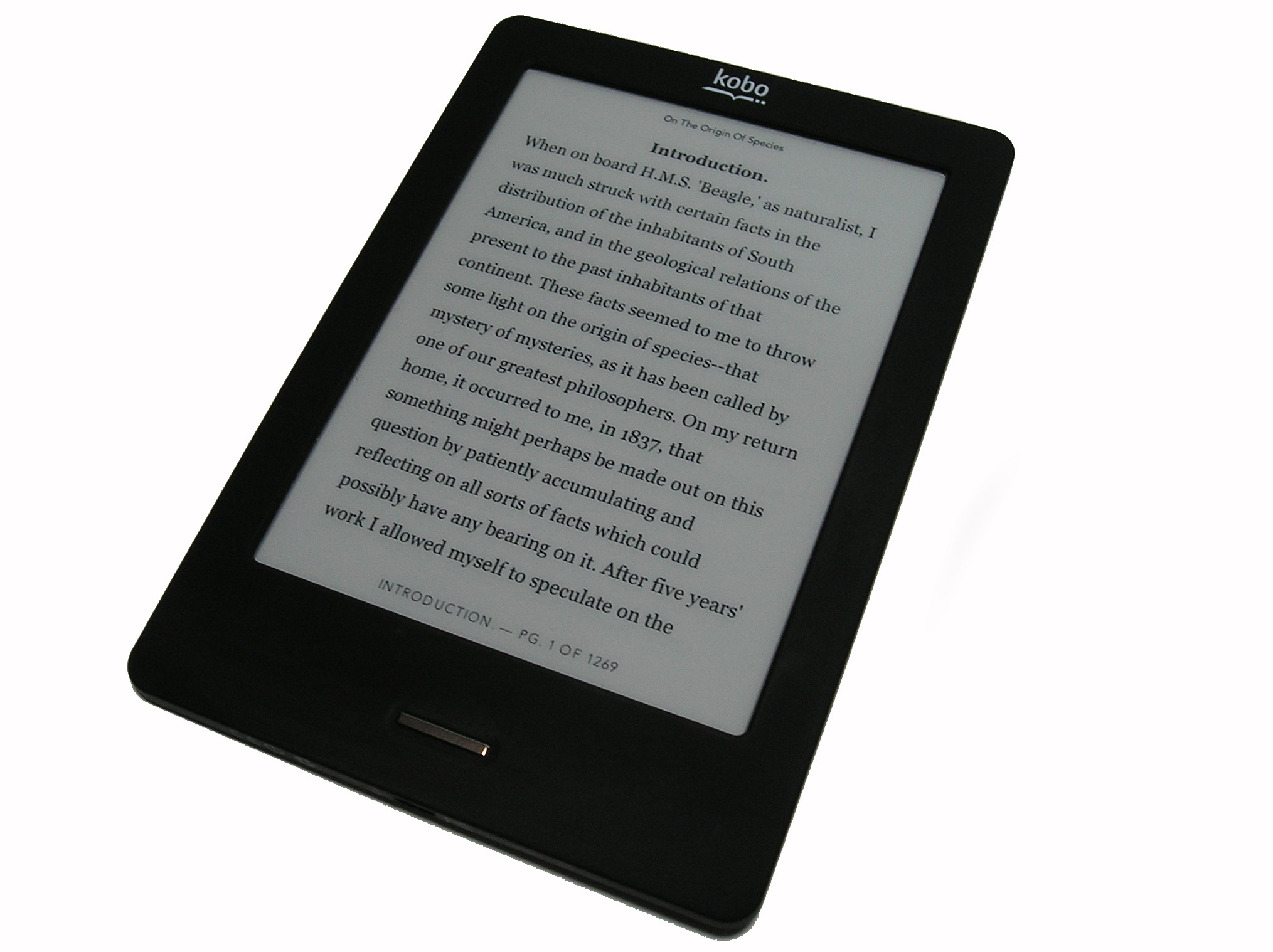 Kobo Touch - Wikipedia
