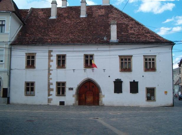Matthias Corvinus House