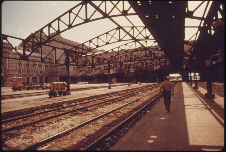 Train Station Kansas City Missouri Station in Kansas City