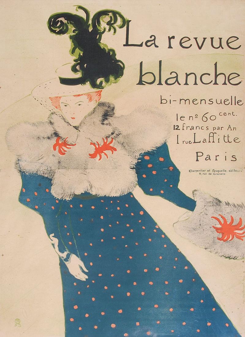 La revue blanche wikipedia for Revue art et decoration