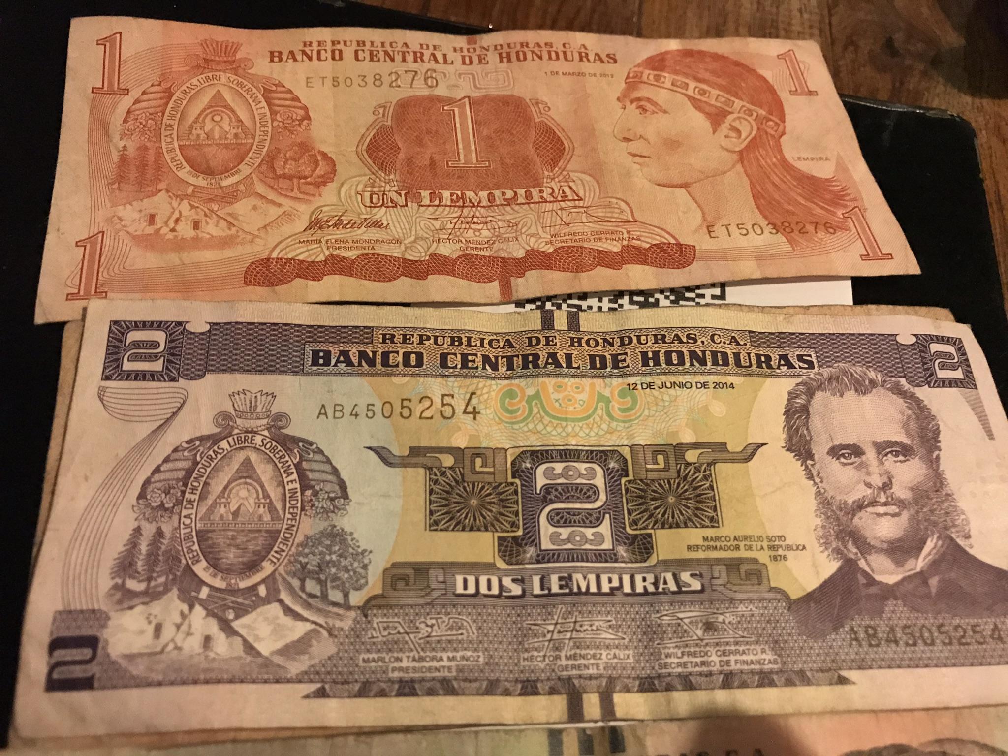 Lempira Moneda Wikipedia La
