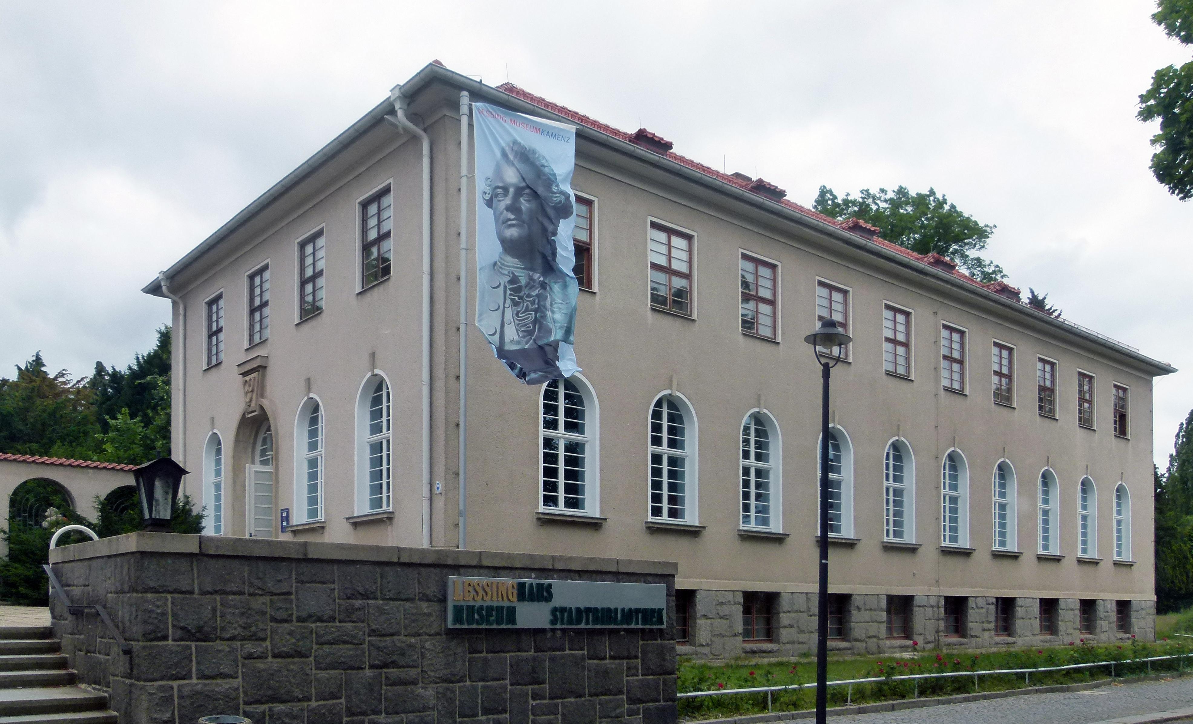 Gotthold Ephraim Lessing – Wikipedia