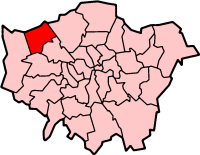 London Borough of Harrow - Simple English Wikipedia, the free ...
