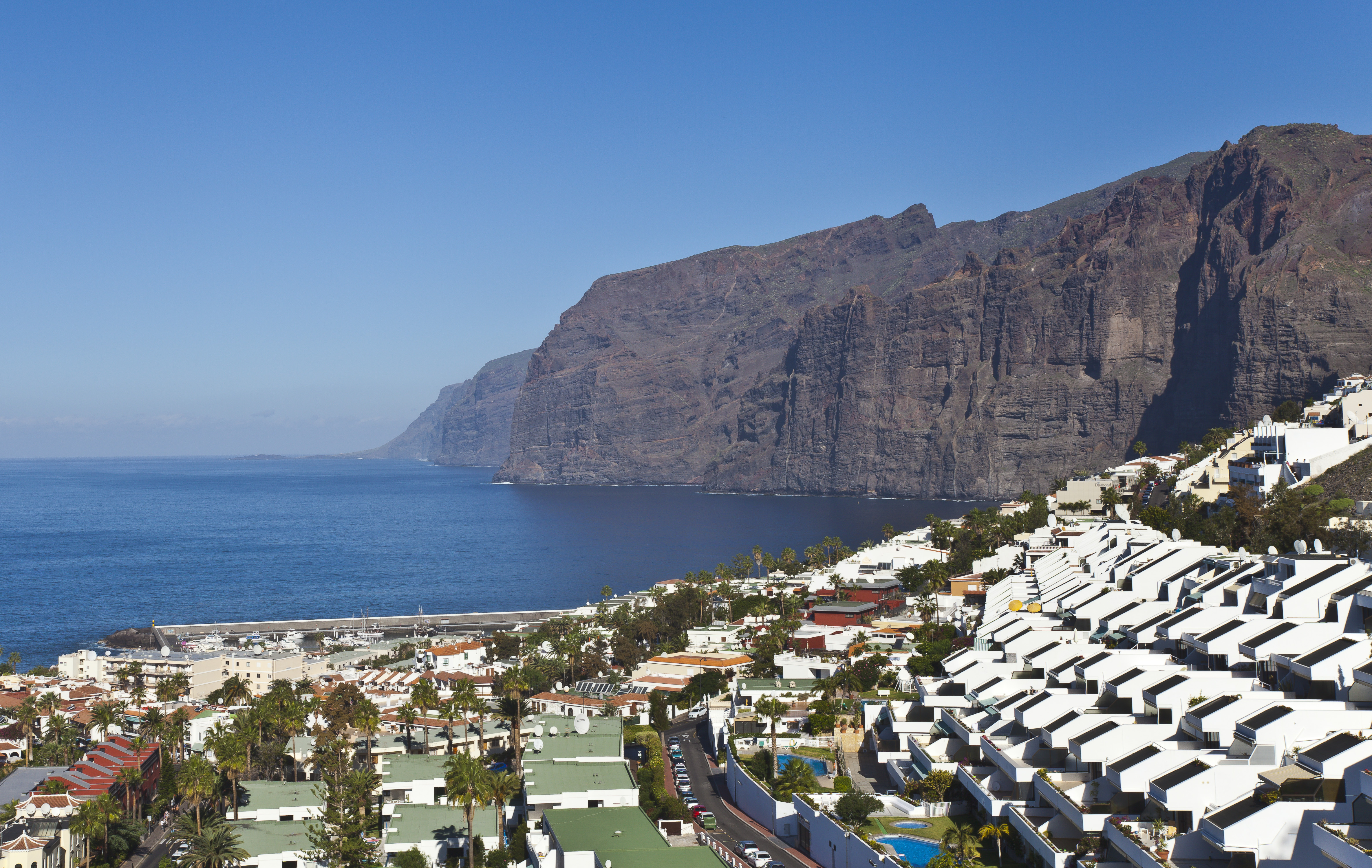Los Gigantes Hotel Tenerife Thomson