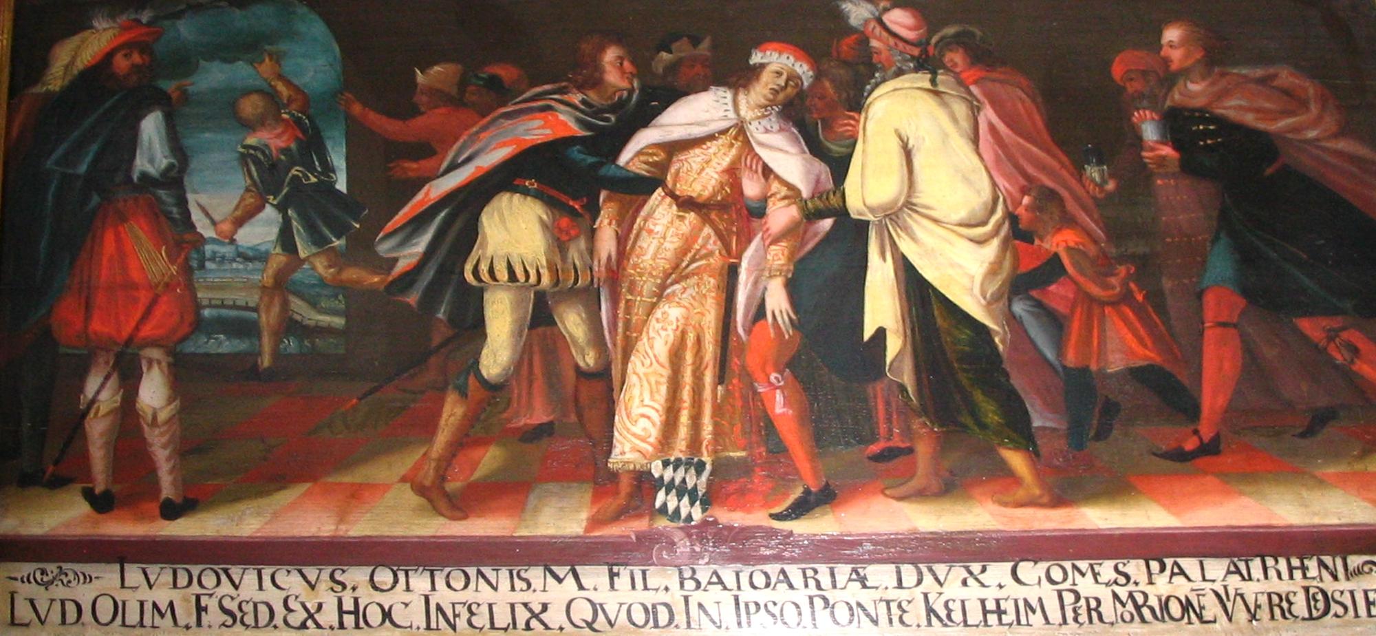 Louis I, Duke of Bavaria