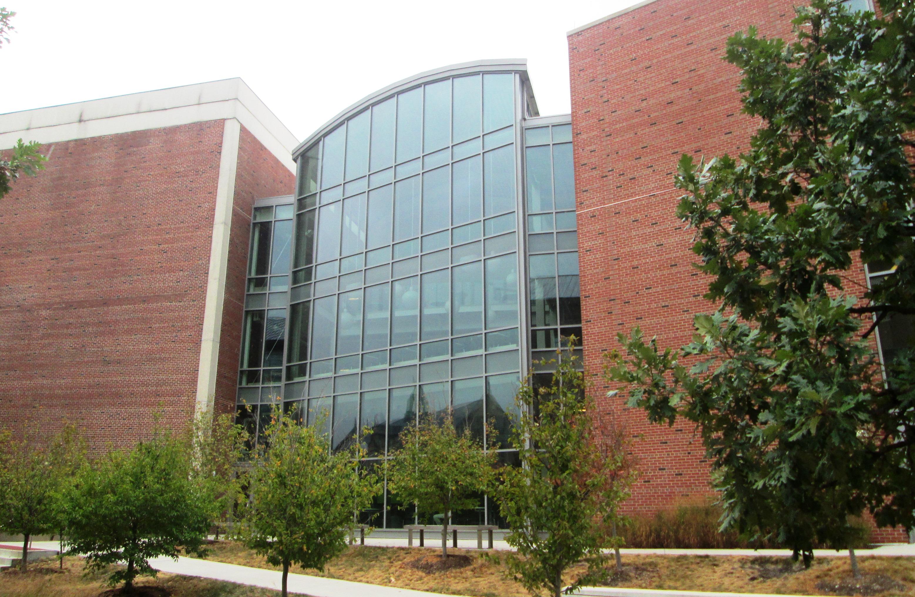 Newmark Civil Engineering Building